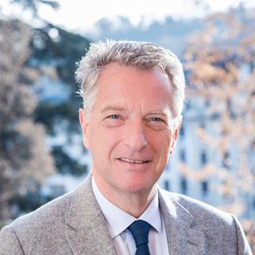 Président du Conseil Savoie Mont Blanc