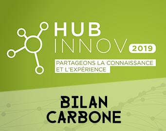 Hub Innov 19 : Bilan Carbone
