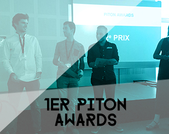 PITON AWARDS : UNE 1RE PROMOTION RICHE DE PROJETS INNOVANTS